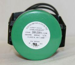 Electric Motors And Specialities UTBEJ1552BJR1 Unit Bearing Motor ECO6008 image 4