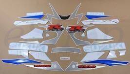 Suzuki GSX-R GSXR 1000 2006 k6 replacement decals set stickers kit  Bl G... - $88.00