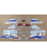 Suzuki GSX-R GSXR 1000 2006 k6 replacement decals set stickers kit  Bl G... - $88.00