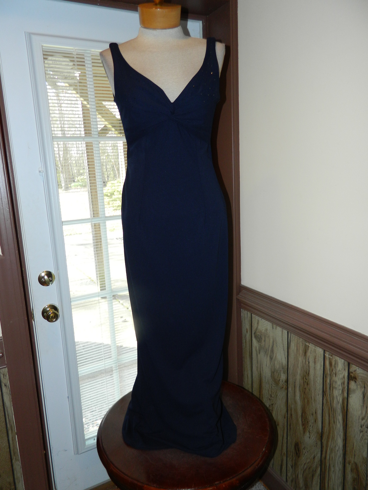 Scott McClintock size 4 Formal Prom Pageant Cruise dress Preloved excellent