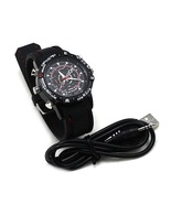 Waterproof 4GB Spy Hidden HD Camera Recorder Watch DVR Photo 1280*960 + ... - $19.95