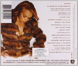 Faithfully Faith Evans  Format: Audio CD - $16.00
