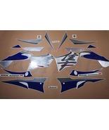 Suzuki GSX 1300R Hayabusa 2005 2006 Blue Silver complete decals kit stic... - $89.90