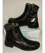 "DONALD J PLINER ""AZARIA"" Women's Italian Brown Leather Fashion Ankle Boo... - $139.99"