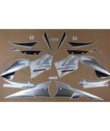 Suzuki GSX 1300R Hayabusa 2005 2006 Aluminum full decals kit stickers set - $89.90