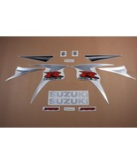 Suzuki GSX-R 750 2007 K7 Blue version complete decals stickers set kit A... - $78.00