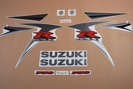 Suzuki GSX-R 750 2007 K7 Black/Grey version Full custom decals stickers ... - $78.00