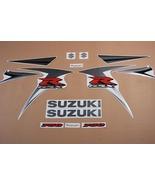 Suzuki GSX-R 750 2007 K7 Black/Grey version Full custom decals stickers ... - $78.00