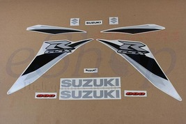 Suzuki GSX-R 600 2009 K9 Orange Black version complete set decals sticke... - $79.00