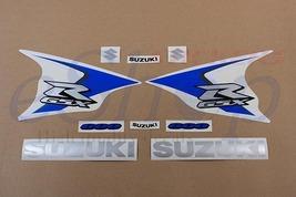 Suzuki GSX-R 600 2008 K8 White version complete decals stickers set kit - $72.00