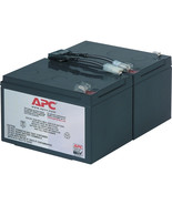 APC Replacement Battery Cartridge #6 For BP1000 SU1000 RBC6 - $146.75
