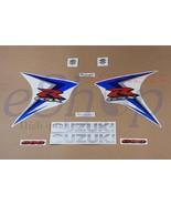 Suzuki GSX-R 600 2007 K7 Blue version full decals stickers set kit High ... - $77.00