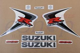 Suzuki GSX-R 600 2006 K6 Black Grey version complete decals stickers set... - $75.00