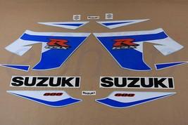 Suzuki GSX-R 600 2005 K5 Yellow version full decals stickers set kit Hig... - $85.00