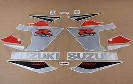 Suzuki GSX-R 600 2005 K5 Red Black ver. full decals set stickers kit Auf... - $85.00