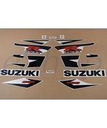 Suzuki GSX-R 600 2004 K4 Yellow Version K5 2005 complete decals stickers... - $75.00