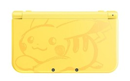 NEW Nintendo 3DS LL XL Console Pokemon Pikachu Yellow Japan version F/S - $296.99