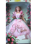ROSE BARBIE COLLECTOR EDITION - $23.00