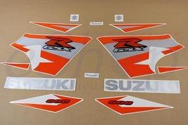Suzuki GSX-R 600 2004 K4 Black version complete decals set stickers kit ... - $84.00