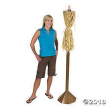 Light-Up Tropical Torch Cardboard Stand-Up - $67.14