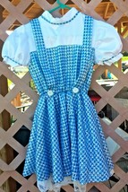 RUBIE'S ~ The Wizard of Oz  Dorothy Toto & Basket  Deluxe Child Costume ... - $39.59