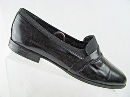 Bostonian Florentine Italian Black Patent Leather Loafer Prom Tux Shoe Size 91/2 - $36.58