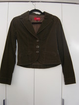 Zinc Jacket in Dark Green (Size: Small) EUC - $28.00