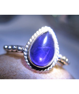 Haunted RING 7 POTENT ELEMENTS Magick SPELL WISDOMS 925 AMETHYST WITCH Cassia4  - $28.54
