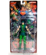 DC Direct Identity Crisis CW Green Arrow Oliver Queen Series 1 MOC Actio... - $19.95
