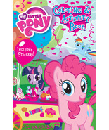 MLP  My Little Pony Super Digest Coloring & Activity Book New - $1.99