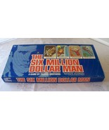 The Six Million Dollar Man Board Game 1975 Complete VGC - $9.00
