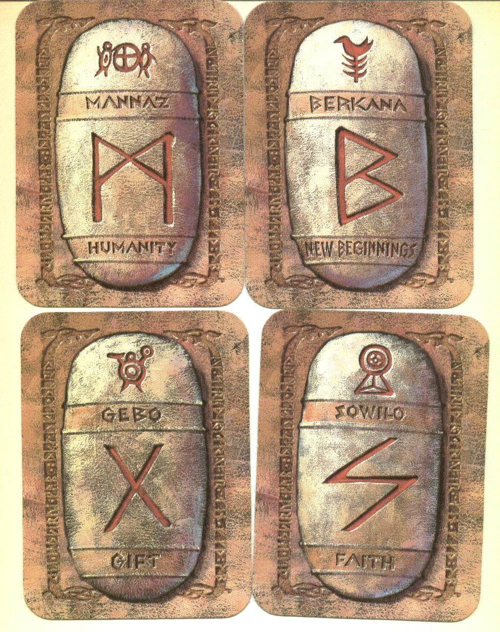 Rune Stone Reading-1 Emailed Full Rune Stone Reading.