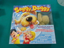 GAME SOGGY DOGGY GAME BOARD DOG KITS INTERACTIVE TOY, GET WET, NEW - $18.70