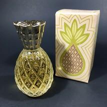 Vintage 70s Avon Pineapple Petite Decanter w/ 1 oz Field Flowers Cologne... - $15.85