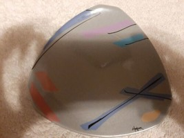 Vintage Rosenthal art plate 7 x 7 Excellent condition  - $37.00