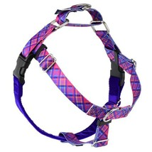2Hounds Freedom No Pull Dog Harness XL Pink Plaid  WITH Training Leash!   image 1