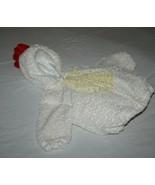 Miniwear CHICKEN COSTUME Baby 3-6 Months Halloween Top Only Boy Girl Unisex - $18.35