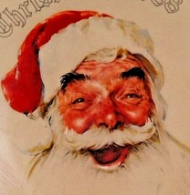 Christmas 1988 by Norman Rockwell AA20-CP2273 Vintage