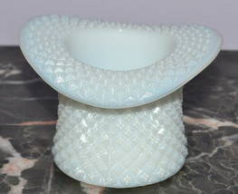 """Westmoreland Glassware English Hobnail Crystal 555 Clear 3"""" Tall Top Hat... - $12.36"""