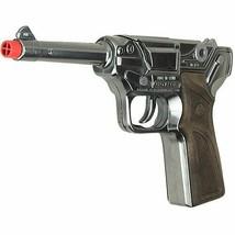 Gonher Police Luger Type 8-Shot Cap Gun - Silver - $27.71