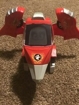 RARE VTech SWITCH N GO Dinos T-Don the Pteranodon Transforming Car Dinosaur - $19.79