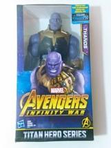 "THANOS Marvel Infinity War Titan Hero Series Power FX Action Figure 12"" - $13.85"