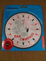 Bar Compass Cocktail Drinks Stainless Steel Bar... - $4.95