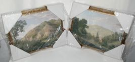 Astral Direct 5842 Tranquil Valley 1 and 2 Painting Set Melling Bronze Frame image 6