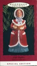 1993 - New in Box - Hallmark Christmas Keepsake Ornament - Lady Daphne - $3.11