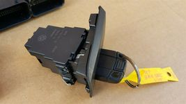 BMW 335i N54 ECU ECM DME CAS3 Ignition Switch Fob SET - Turbo Auto image 5
