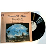 Pachelbel, Paillard Chamber Orchestra Canon In D Major Musical Heritage ... - $17.90