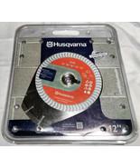 "Husqvarna Diamond Blade EH8 12"" 76-315 .125X20-MM Concrete Block Blade - $104.49"