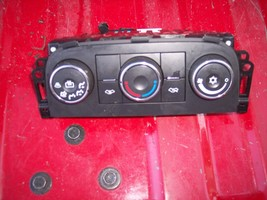 06-07-08 Chevrolet Impala TEMPERATURE/CLIMATE Controls - $21.76
