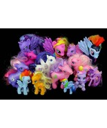 My Little Pony Lot Friendship is Magic, G3 Lily Lightly Crystal Princess... - $39.95